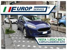 Ford Fiesta 1.5 TDCI Plus 85CV