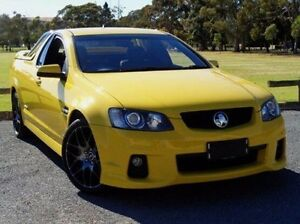 2010 Holden Ute VE II SS V Yellow 6 Speed Manual Utility Elizabeth Playford Area Preview