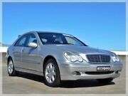 2002 Mercedes-Benz C320 W203 Elegance Silver 5 Speed Sports Automatic Sedan Brookvale Manly Area Preview