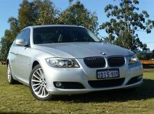 2010 BMW 323I E90 MY10 Steptronic Silver 6 Speed Sports Automatic Sedan Bassendean Bassendean Area Preview