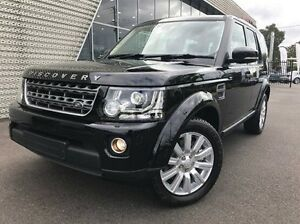 2016 Land Rover Discovery Series 4 L319 MY16.5 TDV6 Black 8 Speed Sports Automatic Wagon Coffs Harbour Coffs Harbour City Preview