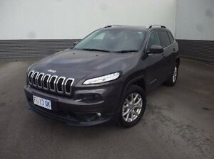 2015 Jeep Cherokee KL MY15 Longitude Grey 9 Speed Sports Automatic Wagon Cooee Burnie Area Preview