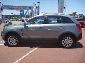 2013 Holden Captiva CG Series II MY12 5 Grey 6 Speed Manual Wagon Myaree Melville Area Preview