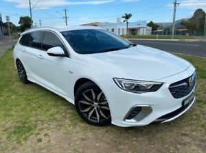 2018 Holden Commodore ZB RS White 9 Speed Automatic Sportswagon Dapto Wollongong Area Preview