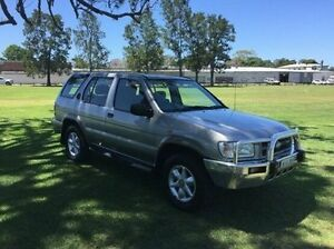 1999 Nissan Pathfinder WX II ST Silver 4 Speed Automatic Wagon East Kempsey Kempsey Area Preview