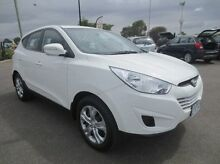 2013 Hyundai ix35 LM2 Active White 6 Speed Sports Automatic Wagon Coolaroo Hume Area Preview