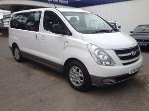 2013 Hyundai iMAX TQ-W MY13 White 5 Speed Automatic Wagon Wodonga Wodonga Area Preview
