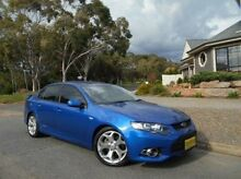 2012 Ford Falcon FG MkII XR6 Turbo Blue 6 Speed Sports Automatic Sedan St Marys Mitcham Area Preview