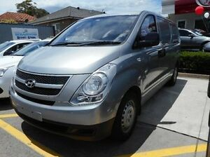 2015 Hyundai iLOAD TQ2-V MY15 Silver 5 Speed Automatic Van Thornleigh Hornsby Area Preview