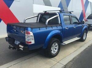 2011 Ford Ranger PK XLT Crew Cab Blue 5 Speed Manual Utility Bunbury Bunbury Area Preview