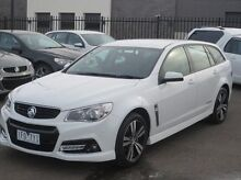 2015 Holden Commodore VF MY15 SV6 Sportwagon White 6 Speed Sports Automatic Wagon Coolaroo Hume Area Preview