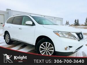 2014 Nissan Pathfinder SL*3rd Row Seating*