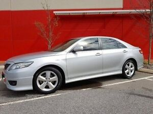 2010 Toyota Camry ACV40R MY10 Sportivo Silver 5 Speed Automatic Sedan Cannington Canning Area Preview