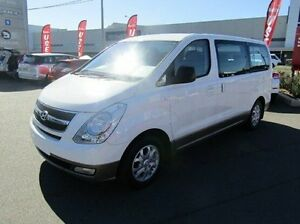 2014 Hyundai iMAX TQ MY13 White 4 Speed Automatic Wagon Cardiff Lake Macquarie Area Preview