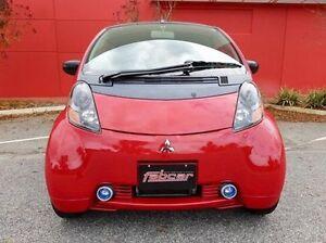 2008 Mitsubishi i Red Automatic Hatchback