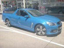 2014 Holden Ute VF MY14 Blue 6 Speed Manual Utility Fawkner Moreland Area Preview