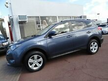 2013 Toyota RAV4 ASA44R GXL AWD Blue 6 Speed Sports Automatic Wagon Kirrawee Sutherland Area Preview