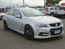 2015 Holden Commodore VF MY15 SS V Redline Silver 6 Speed Manual Sedan Coolaroo Hume Area Preview