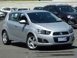 2016 Holden Barina TM MY16 CDX Silver 6 Speed Automatic Hatchback Diggers Rest Melton Area Preview