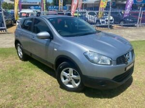 2010 Nissan Dualis J10 MY10 ST (4x2) Grey 6 Speed Manual Wagon Dapto Wollongong Area Preview