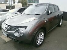2014 Nissan Juke F15 MY14 Ti-S AWD Grey 1 Speed Constant Variable Hatchback Blackburn Whitehorse Area Preview