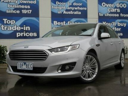 2014 Ford Falcon FG X G6E Lightning Strike 6 Speed Auto Seq Sportshift Sedan Epping Whittlesea Area Preview