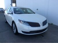 2013 Lincoln MKS 4dr Sdn 3.7L AWD 102A; Navigation, Heated Steer