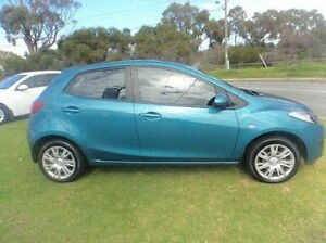 2013 Mazda 2 DE10Y2 MY13 Neo 5 Speed Manual Hatchback Mandurah Mandurah Area Preview
