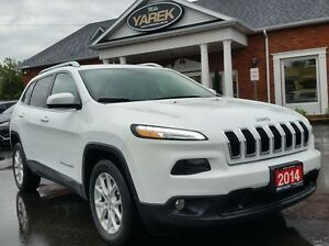 2014 Jeep Cherokee North FWD, Heated Seats/Wheel, Remote Start,