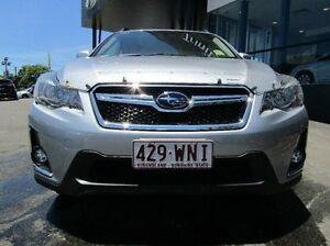 2016 Subaru XV Silver Constant Variable Wagon Earlville Cairns City Preview