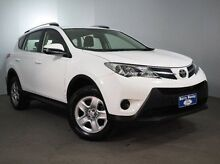 2014 Toyota RAV4 ASA44R MY14 GX AWD White 6 Speed Sports Automatic Wagon Mount Gambier Grant Area Preview