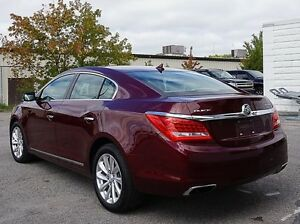 2014 Buick LaCrosse Leather Peterborough Peterborough Area image 5