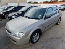 2000 Mazda 323 BJ Shades Protege Gold 4 Speed Automatic Sedan Werribee Wyndham Area Preview