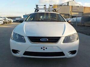 2010 Ford Falcon BF Mkiii XT (LPG) White 4 Speed Sports Automatic Wagon Pakenham Cardinia Area Preview