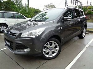2015 Ford Kuga TF MY16 Trend AWD Grey 6 Speed Sports Automatic Wagon Wolli Creek Rockdale Area Preview