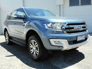 2016 Ford Everest UA Trend Blue 6 Speed Sports Automatic Wagon Bundoora Banyule Area Preview