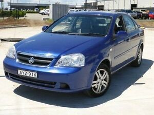 2006 Holden Viva JF Blue 5 Speed Manual Sedan Singleton Singleton Area Preview