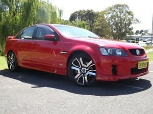 2006 Holden Commodore VE SS V Red 6 Speed Sports Automatic Sedan Old Reynella Morphett Vale Area Preview