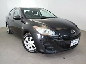 2011 Mazda 3 BL10F1 MY10 Neo Black 6 Speed Manual Sedan Mount Gambier Grant Area Preview