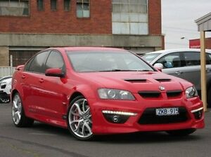 2012 Holden Special Vehicles Clubsport E Series 3 MY12.5 R8 Red 6 Speed Sports Automatic Sedan Preston Darebin Area Preview