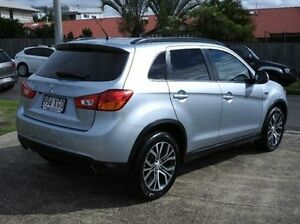 2015 Mitsubishi ASX XB MY15.5 LS 2WD Silver 6 Speed Constant Variable Wagon Wynnum Brisbane South East Preview