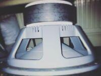 1400 watts 12 inch car subwoofer speaker bass box amplifier amp fli Sony kenwood fusion pioneer