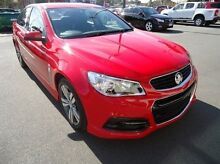 2014 Holden Commodore VF MY15 SS Red 6 Speed Sports Automatic Sedan Mandurah Mandurah Area Preview