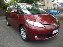 2011 Toyota Tarago ACR50R MY09 GLI Burgundy 4 Speed Auto Seq Sportshift Wagon Invermay Launceston Area Preview