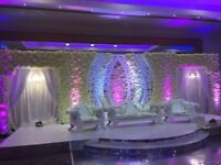 we specialised and professional in events decor