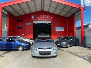 2012 Hyundai i30 FD MY12 CW SX 1.6 CRDi Silver 6 Speed Manual Wagon Clontarf Redcliffe Area Preview