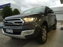 2015 Ford Everest UA Trend Grey 6 Speed Sports Automatic Wagon Bundoora Banyule Area Preview