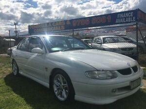 1998 Holden Commodore White Automatic Sedan Carrum Downs Frankston Area Preview