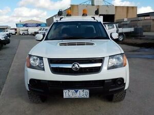 2010 Holden Colorado White Manual Cab Chassis Pakenham Cardinia Area Preview