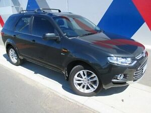 2012 Ford Territory SZ TS Seq Sport Shift AWD Black 6 Speed Sports Automatic Wagon Bunbury Bunbury Area Preview